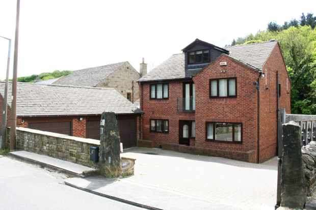 5 Bedrooms Detached House for sale in Old Mill Lane, Sheffield, South Yorkshire, S35 7EG