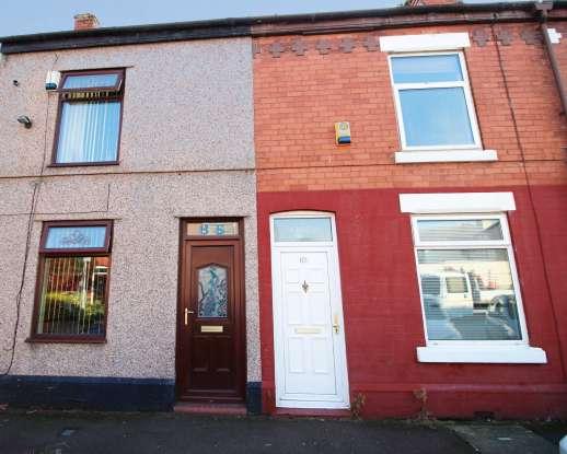 2 Bedrooms Property for sale in Cumberland Street, Warrington, Cheshire, WA4 1EZ