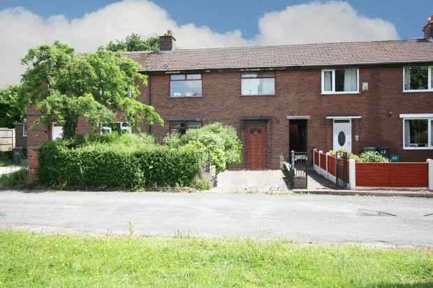 3 Bedrooms Terraced House for sale in Ash Road, Sandiway, Northwich, Cheshire, CW8 2NY