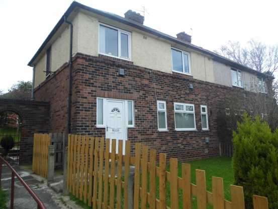 4 Bedrooms Semi Detached House for sale in Hall Lane, Bradford, Yorkshire, BD4 7AB