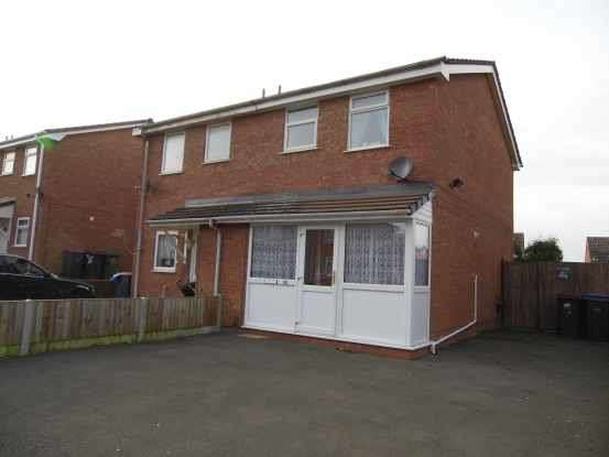 2 Bedrooms Semi Detached House for sale in Near Vallens, Telford, Shropshire, TF1 5SH