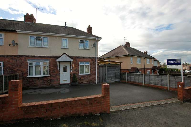 3 Bedrooms Semi Detached House for sale in Limes Avenue, Brierley Hill, West Midlands, DY5 1PQ