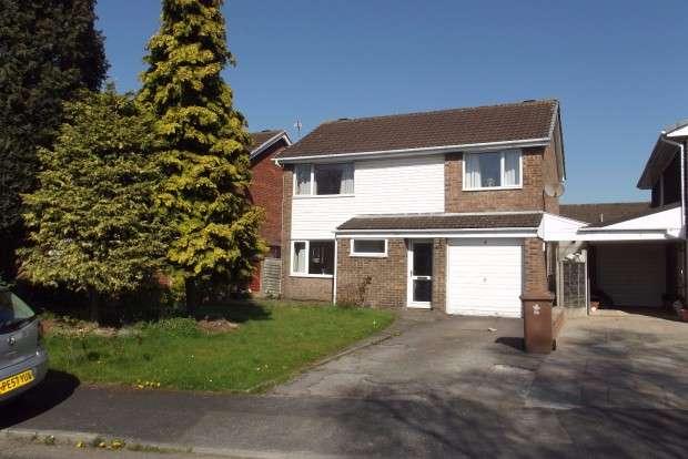 4 Bedrooms Terraced House for sale in Oakridge Close, Fulwood, Preston, PR2