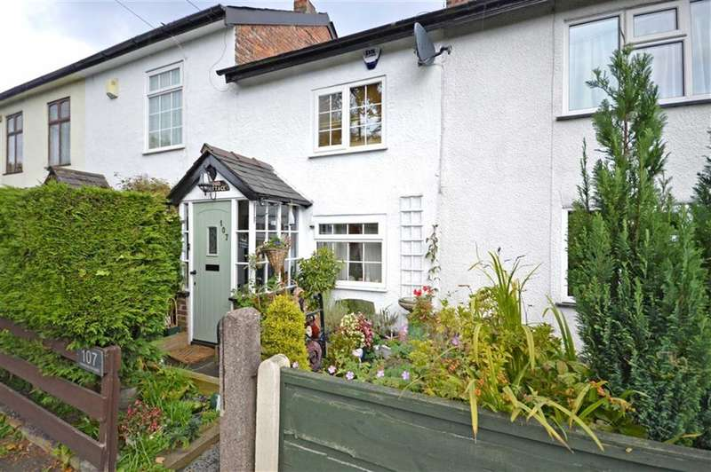 2 Bedrooms Property for sale in GROVE LANE, Cheadle Hulme, Cheadle, Cheshire, SK8