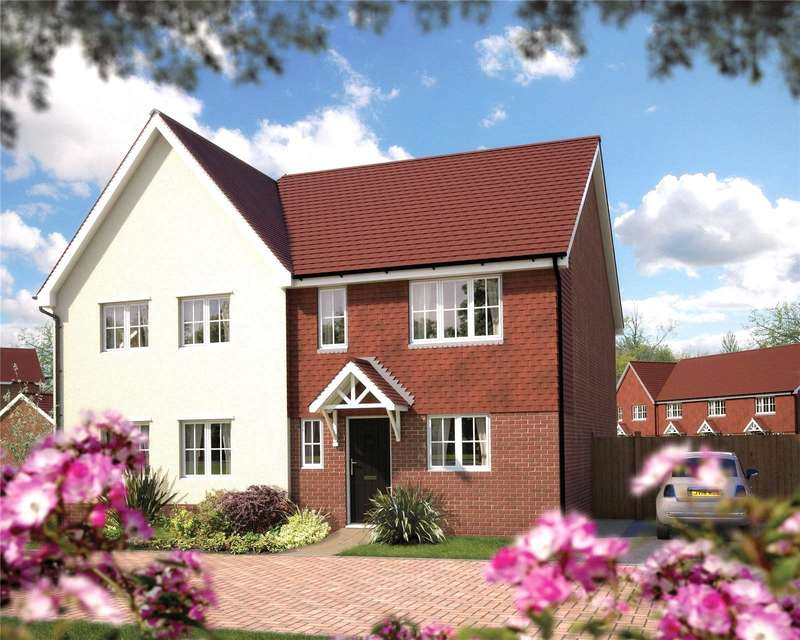 3 Bedrooms House for sale in Saxons Plain, Fulbeck Avenue, Worthing, BN13