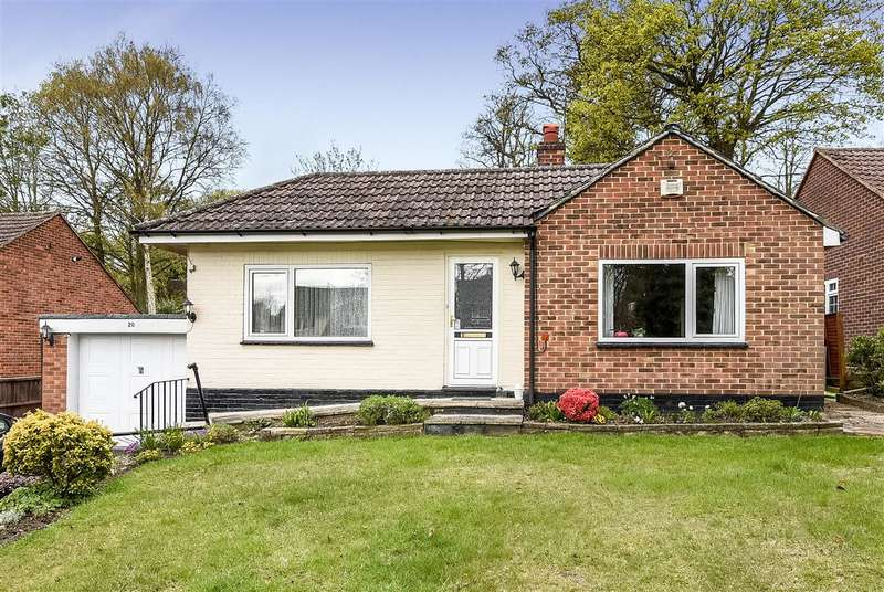 3 Bedrooms Bungalow for sale in Harts Leap Road, Sandhurst