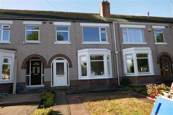 3 Bedrooms Terraced House for sale in Allesley Old Road, Allesley, Coventry