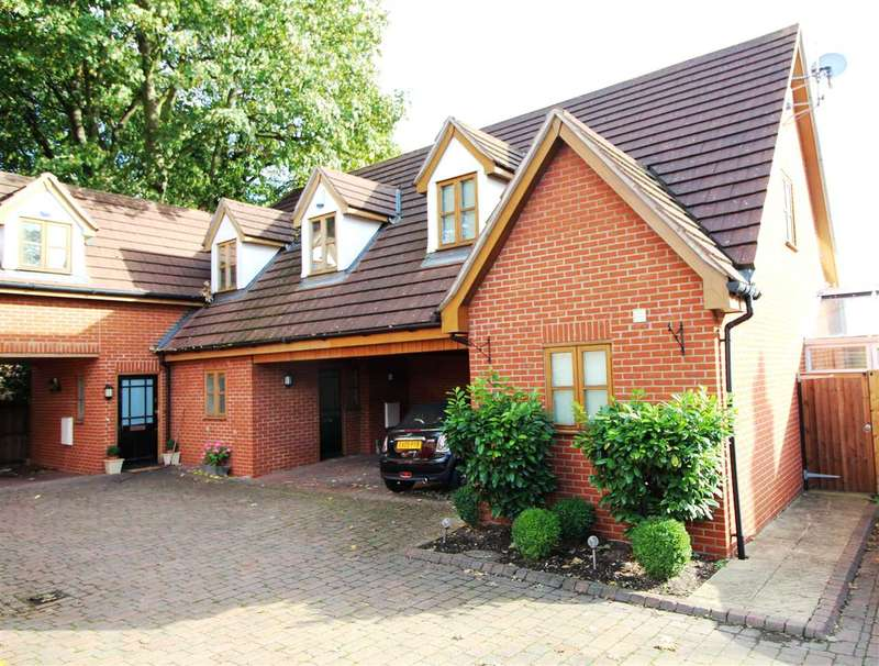 1 Bedroom Mews House for sale in Gabriel Mews, Shenfield