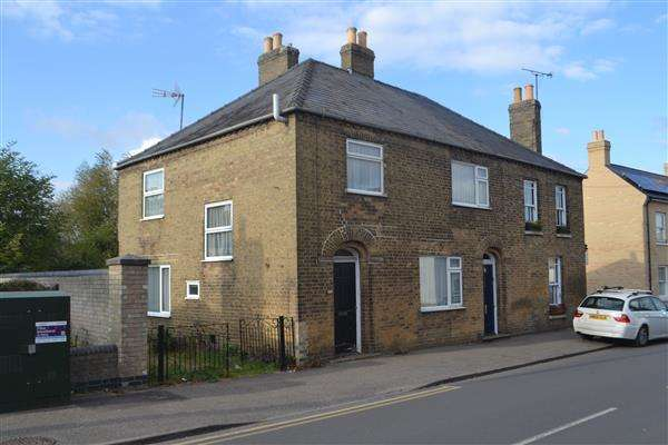 2 Bedrooms Semi Detached House for sale in High Street, Cottenham, Cambridge