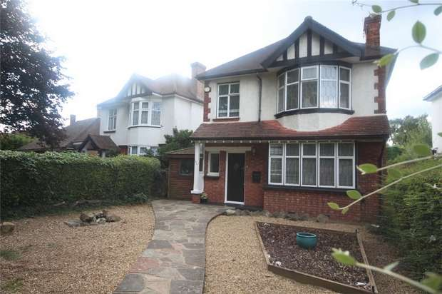 3 Bedrooms Detached House for sale in Court Road, ORPINGTON, Kent