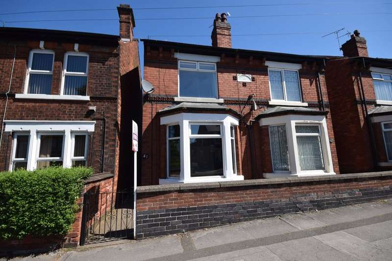3 Bedrooms Semi Detached House for sale in Diamond Avenue, Kirkby-In-Ashfield, Nottingham, NG17