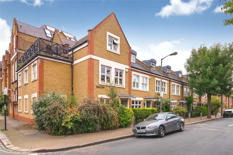 5 Bedrooms End Of Terrace House for sale in Old Thackeray School, Tennyson Street, London, SW8