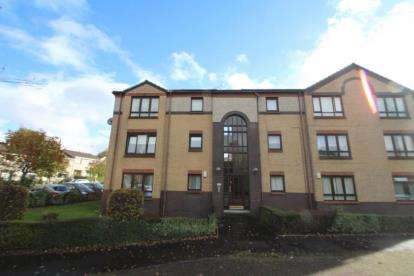 2 Bedrooms Flat for sale in Sunnyside Road, Coatbridge, North Lanarkshire