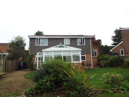 3 Bedrooms Detached House for sale in Meare, Glastonbury, Somerset