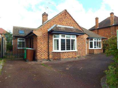 2 Bedrooms Bungalow for sale in Grangewood Road, Wollaton, Nottingham, Nottinghamshire