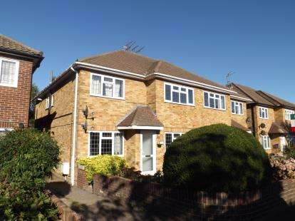 2 Bedrooms Maisonette Flat for sale in Brentwood, Essex