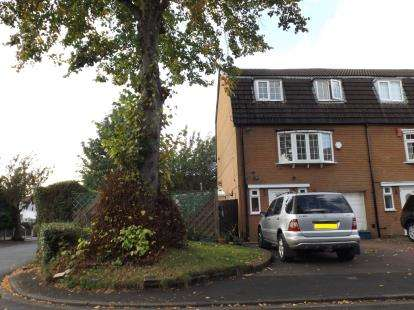 3 Bedrooms Terraced House for sale in Heyes Leigh, Heyes Drive, Timperley, Altrincham