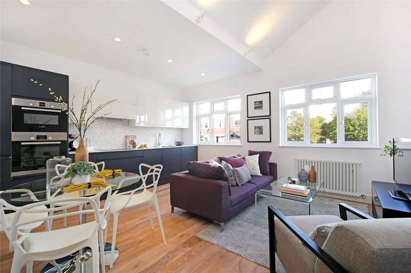3 Bedrooms Flat for sale in Malden Road, London, NW5