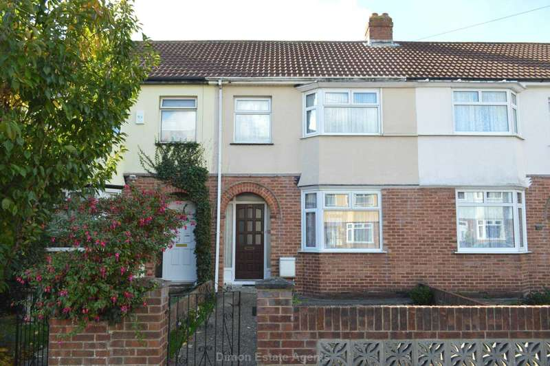 3 Bedrooms Terraced House for sale in Worthing Avenue, Elson