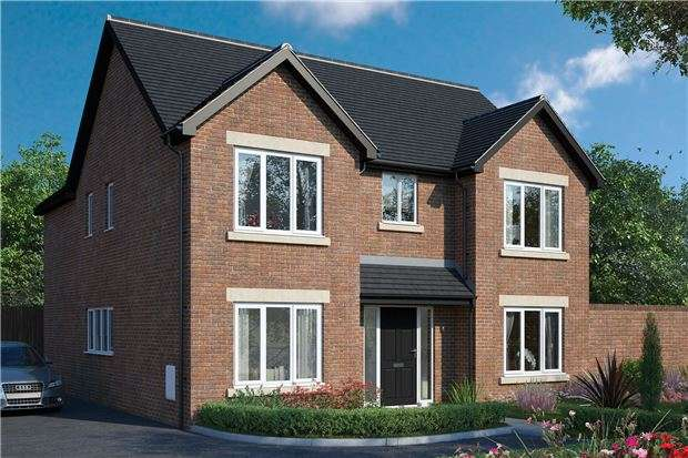 4 Bedrooms Detached House for sale in Plot 46, The Wroughton, Hardwicke Grange, Quedgeley, GLOUCESTER, GL2 4QE