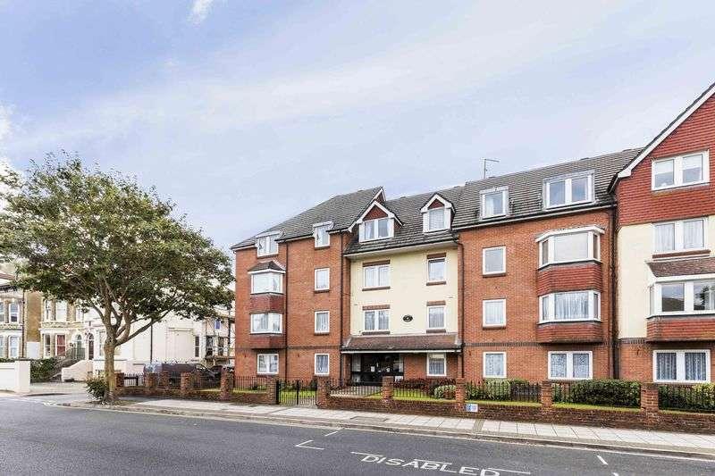 1 Bedroom Retirement Property for sale in Granada Road, Southsea
