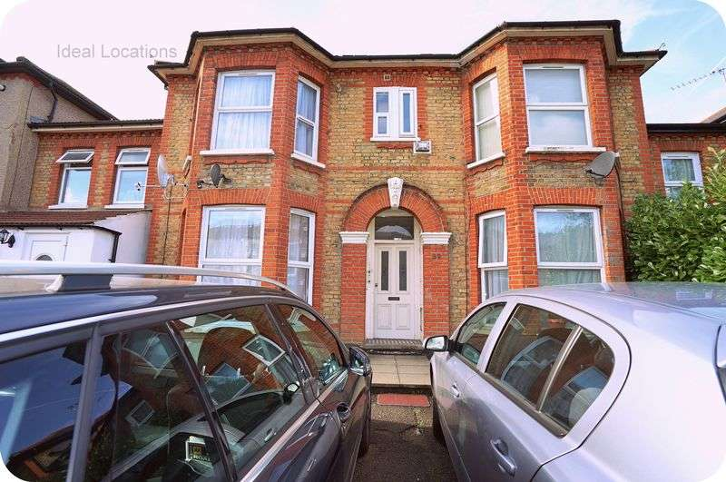 1 Bedroom Flat for sale in Argyle Road, Ilford