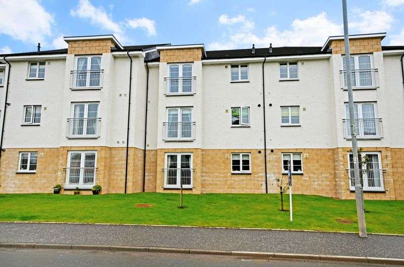 2 Bedrooms Flat for sale in Bankwood Drive, Kilsyth