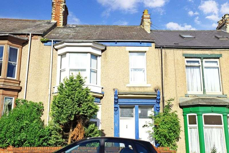 2 Bedrooms Flat for sale in Baring Street, South Shields, Tyne and Wear, NE33