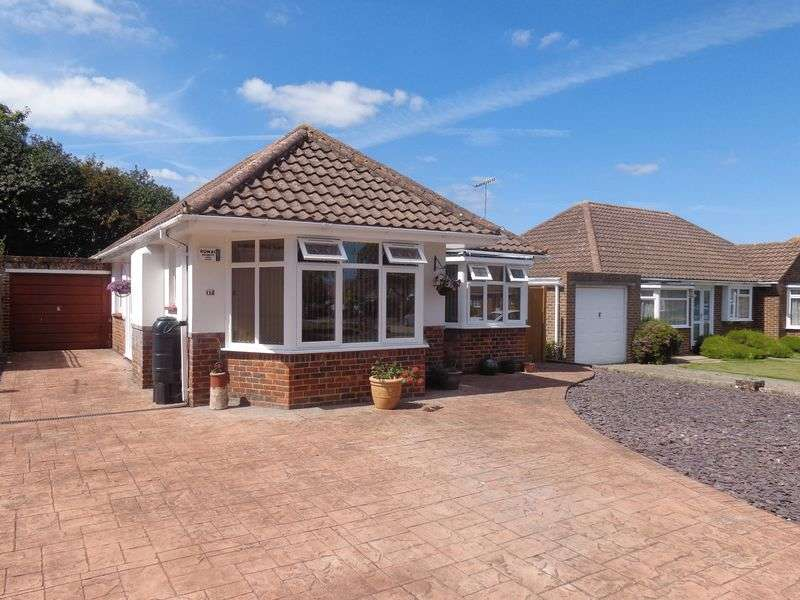 2 Bedrooms Detached Bungalow for sale in Glynde Avenue, Worthing