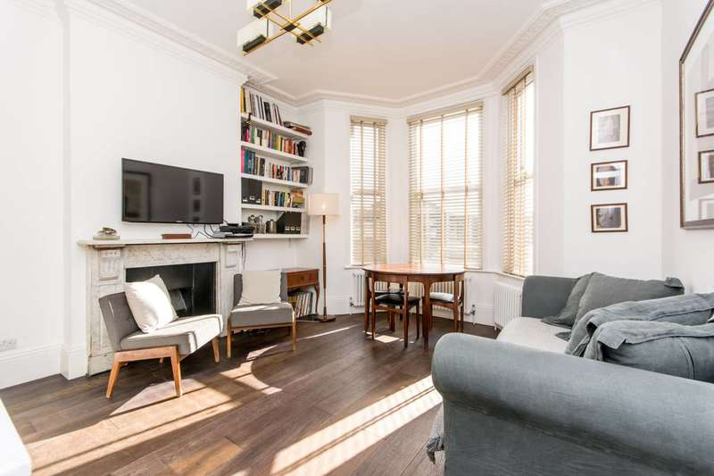 2 Bedrooms Flat for sale in Tavistock Road, Harlesden, NW10
