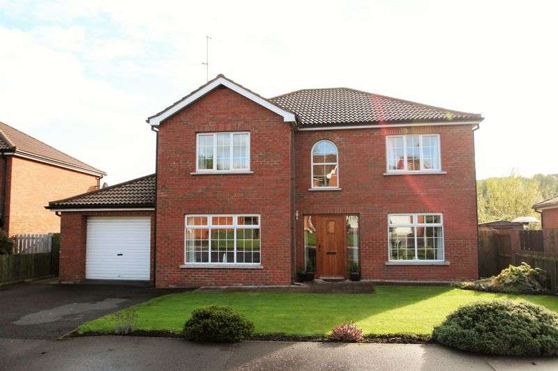 4 Bedrooms Detached House for sale in Richmond Drive, Craigavon