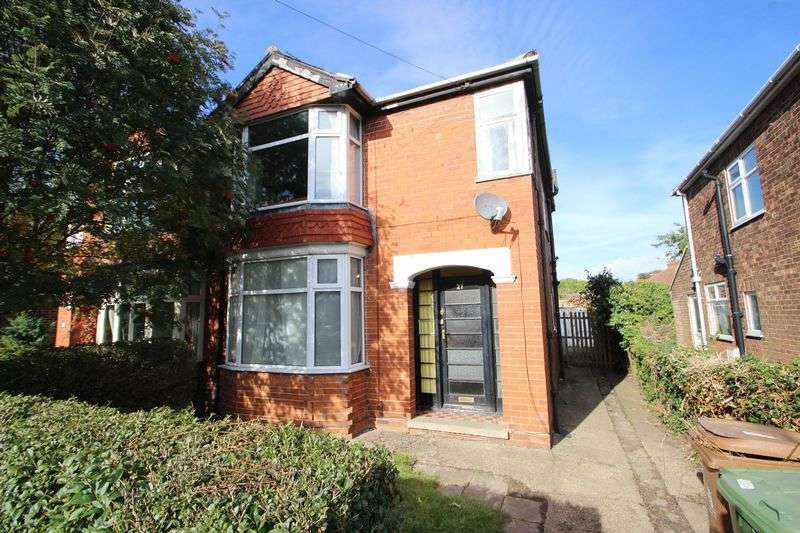 3 Bedrooms Semi Detached House for sale in CRAGSTON AVENUE, SCARTHO