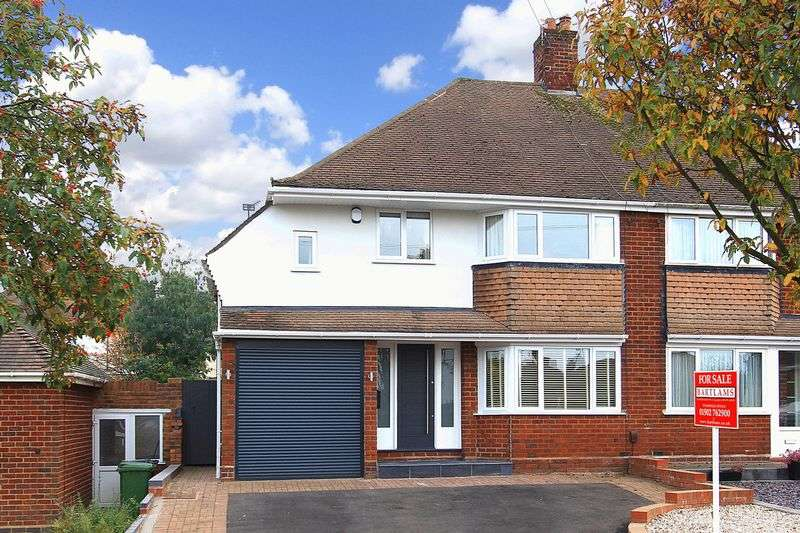 3 Bedrooms Semi Detached House for sale in PENN, Linton Road