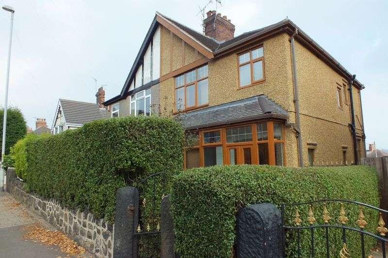 3 Bedrooms Semi Detached House for sale in High Lane, Burslem, Stoke-On-Trent