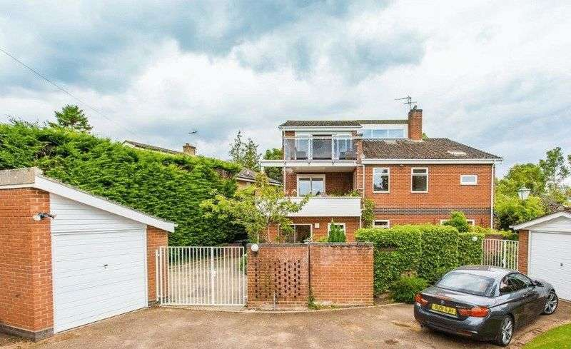 4 Bedrooms Detached House for sale in Broadview Road, Lowestoft
