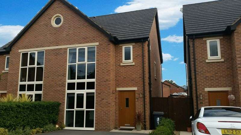 3 Bedrooms Semi Detached House for sale in Sandcross Close, Orrell, Wigan
