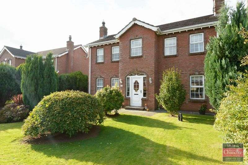 3 Bedrooms Detached House for sale in 3 Beechfield Manor, Aghalee, BT67 0GB
