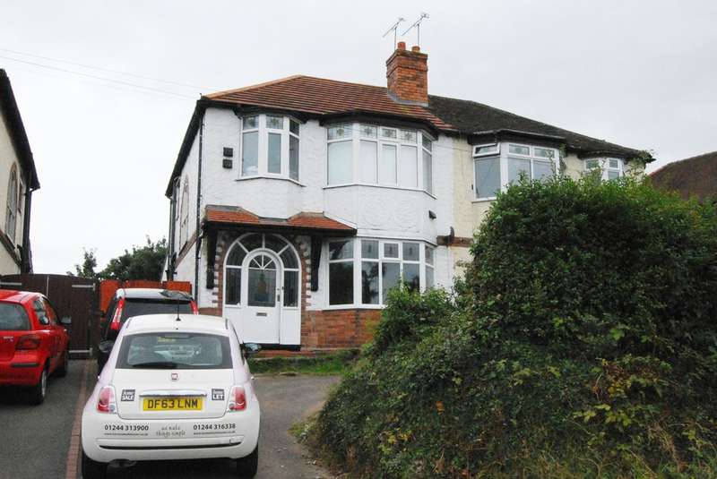 3 Bedrooms Semi Detached House for sale in Whitchurch Road, Great Boughton, Chester