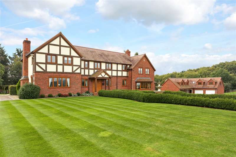 6 Bedrooms Detached House for sale in Frewins Lane, Ley, Westbury-on-Severn, Gloucestershire, GL14
