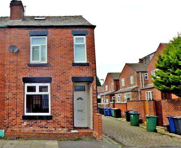 2 Bedrooms Terraced House for sale in Russell St, Prestwich