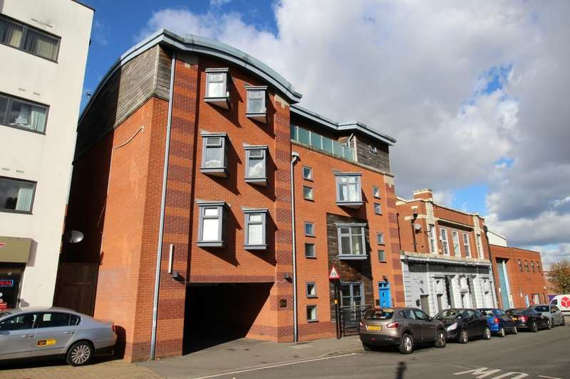 1 Bedroom Flat for sale in Grosvenor Street West, Birmingham, B16