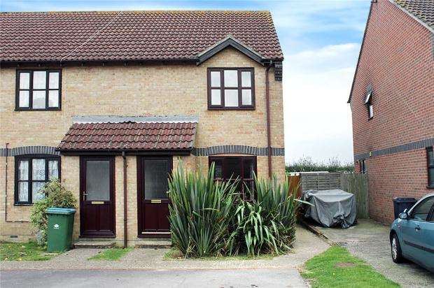2 Bedrooms End Of Terrace House for sale in Sproule Close, Ford, Arundel, West Sussex, BN18