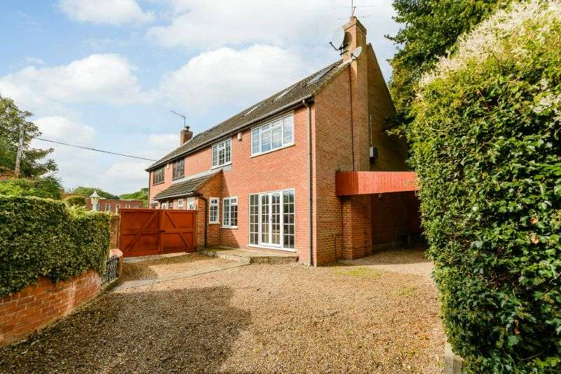 4 Bedrooms Semi Detached House for sale in Drayton Ford, Rickmansworth, Hertfordshire, WD3 8FE
