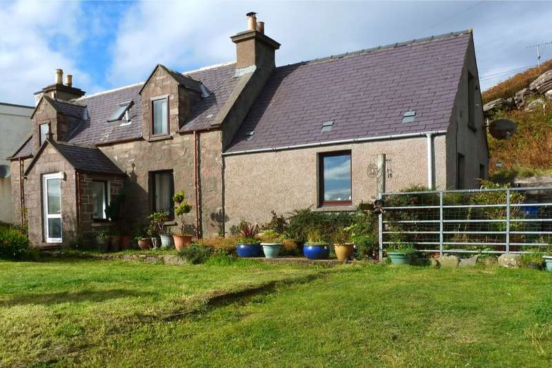3 Bedrooms Detached House for sale in Rockvilla, Applecross, Strathcarron, IV54