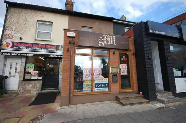 Commercial Property for sale in Buckingham Street, Aylesbury, Buckinghamshire