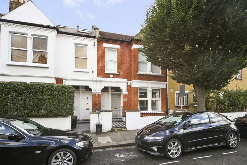 3 Bedrooms Flat for sale in Danehurst Street, Munster Village, Fulham, London, SW6