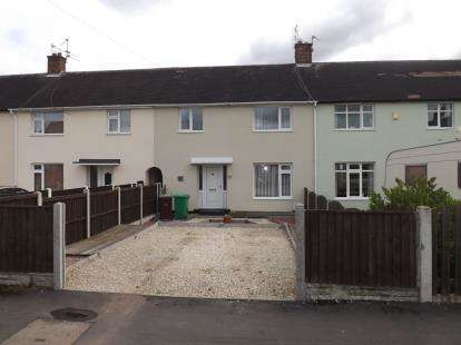 3 Bedrooms Terraced House for sale in Bournmoor Avenue, Clifton, Nottinghamshire