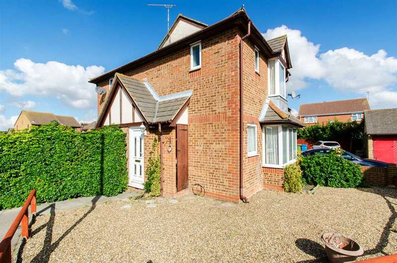 1 Bedroom End Of Terrace House for sale in Todd Crescent, Sittingbourne
