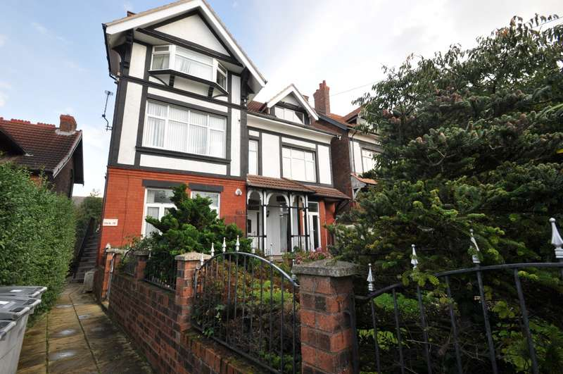 2 Bedrooms Apartment Flat for sale in Dudley Road, Wallasey