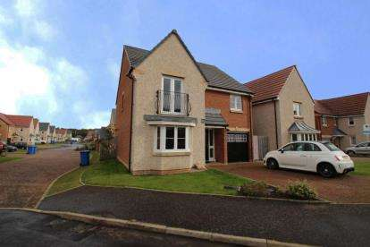 4 Bedrooms Detached House for sale in Pennant Court, Irvine, North Ayrshire